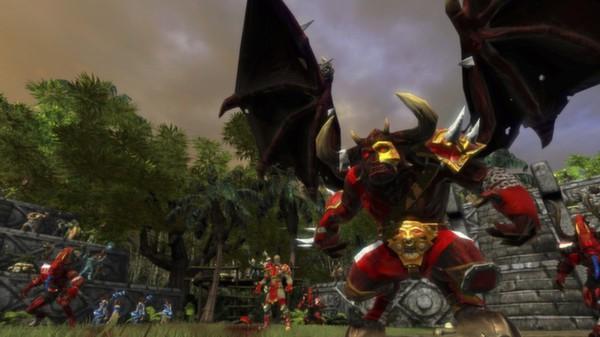 скриншот Blood Bowl: Chaos Edition 0