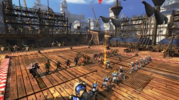 скриншот Blood Bowl: Chaos Edition 2