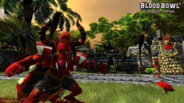скриншот Blood Bowl: Chaos Edition 1