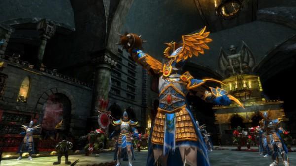 скриншот Blood Bowl: Chaos Edition 4