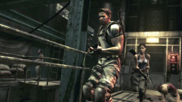 Скриншот №53 к Resident Evil 5