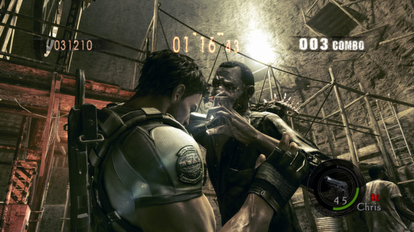 Скриншот №21 к Resident Evil 5