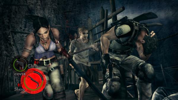 Скриншот №56 к Resident Evil 5