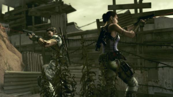 Скриншот №33 к Resident Evil 5