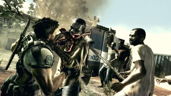 Скриншот №10 к Resident Evil 5