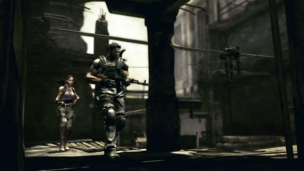 Скриншот №29 к Resident Evil 5