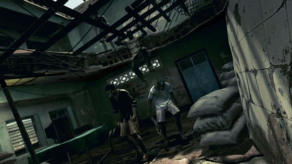 Скриншот №13 к Resident Evil 5