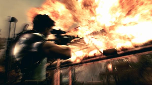 Resident Evil 5 (Biohazard 5) скриншот