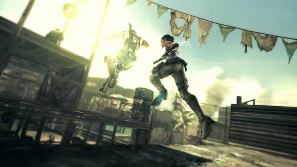 Скриншот №16 к Resident Evil 5