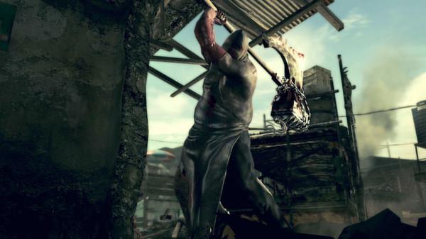 Скриншот №51 к Resident Evil 5