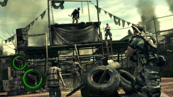 Скриншот №55 к Resident Evil 5
