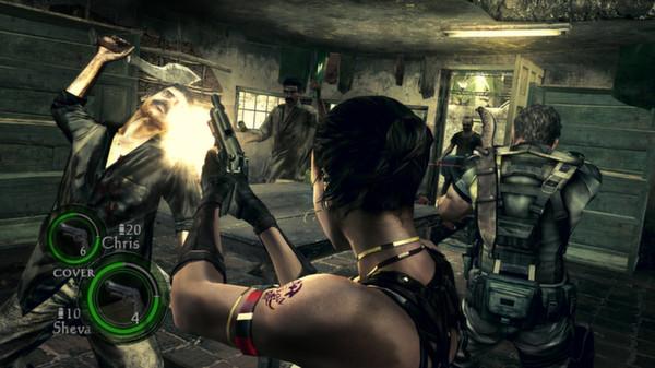 Скриншот №57 к Resident Evil 5