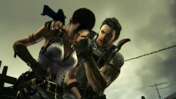 Скриншот №46 к Resident Evil 5