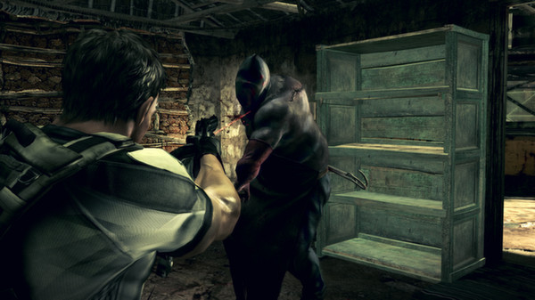 Скриншот №17 к Resident Evil 5