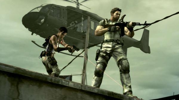 Скриншот №30 к Resident Evil 5
