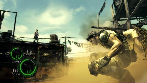 Скриншот №54 к Resident Evil 5