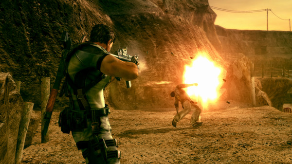 Скриншот №28 к Resident Evil 5