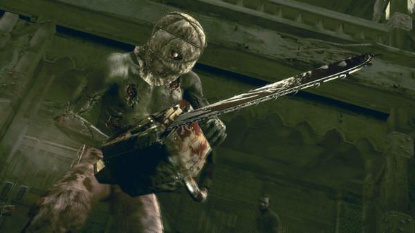 Скриншот №45 к Resident Evil 5