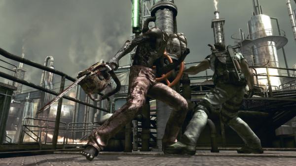 Скриншот №25 к Resident Evil 5