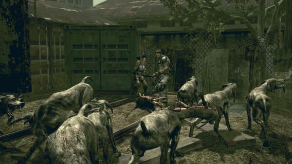 Скриншот №47 к Resident Evil 5