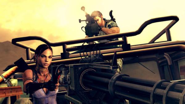 Скриншот №37 к Resident Evil 5
