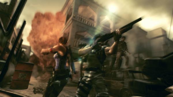 Скриншот №31 к Resident Evil 5