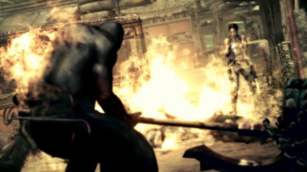 Скриншот №4 к Resident Evil 5