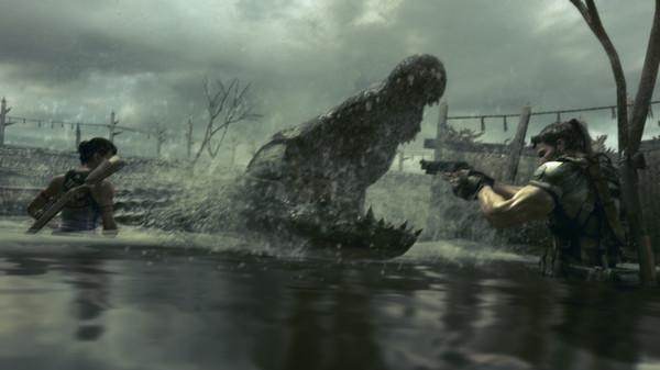 Скриншот №52 к Resident Evil 5