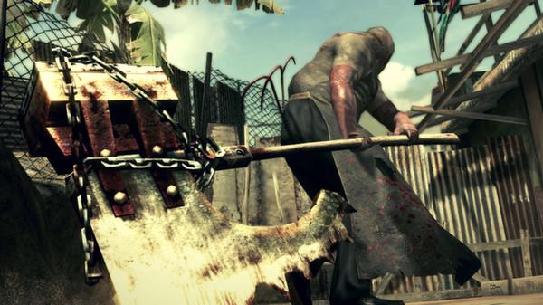 Скриншот №3 к Resident Evil 5