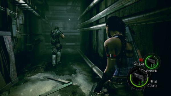 Скриншот №49 к Resident Evil 5