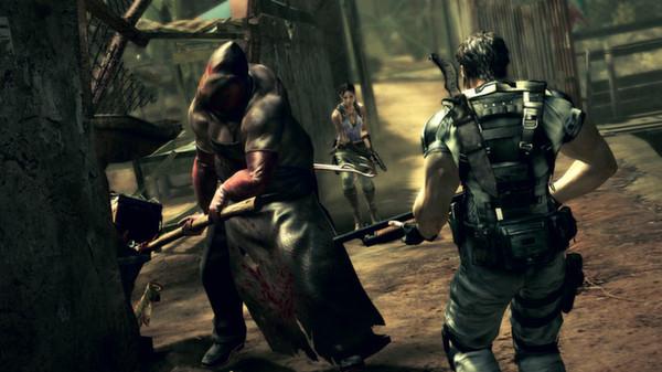 Скриншот №60 к Resident Evil 5