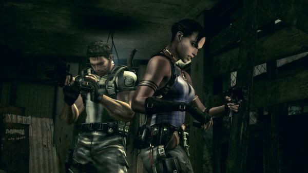 Скриншот №35 к Resident Evil 5