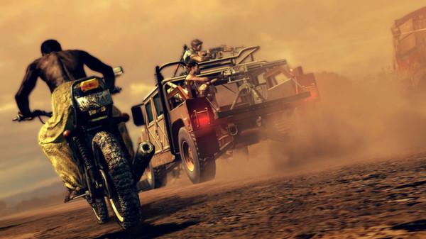 Скриншот №38 к Resident Evil 5