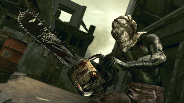 Скриншот №5 к Resident Evil 5