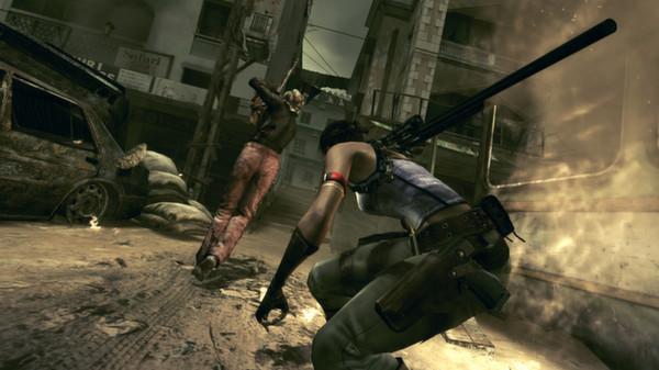 Скриншот №24 к Resident Evil 5
