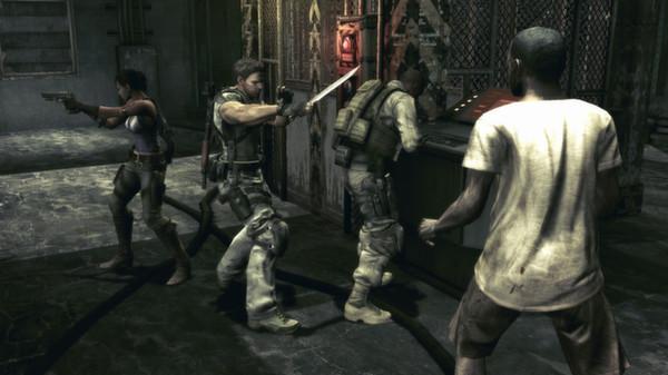 Скриншот №26 к Resident Evil 5