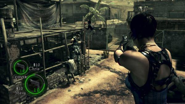 Скриншот №59 к Resident Evil 5
