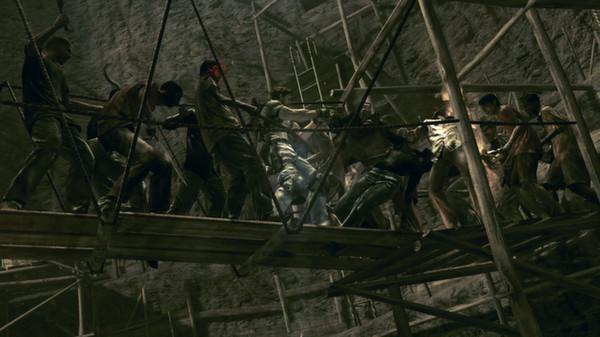 Скриншот №19 к Resident Evil 5