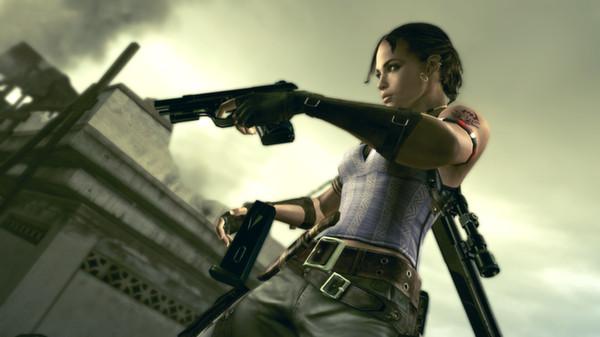 Скриншот №32 к Resident Evil 5