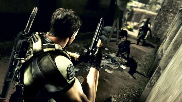 Скриншот №14 к Resident Evil 5
