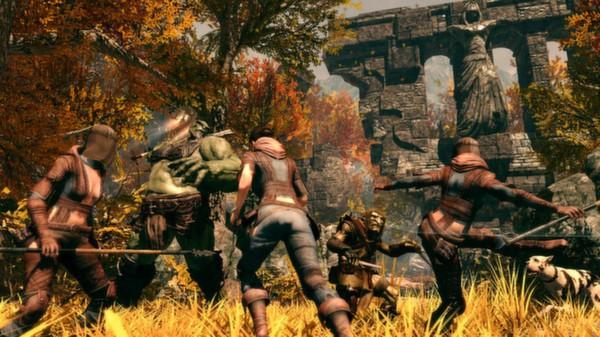 скриншот Of Orcs And Men 0