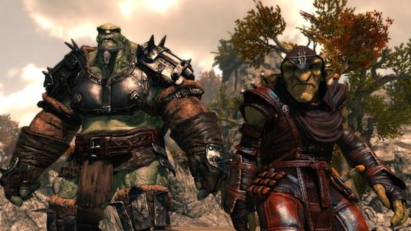 скриншот Of Orcs And Men 4