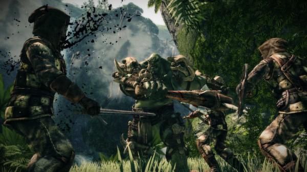 скриншот Of Orcs And Men 1