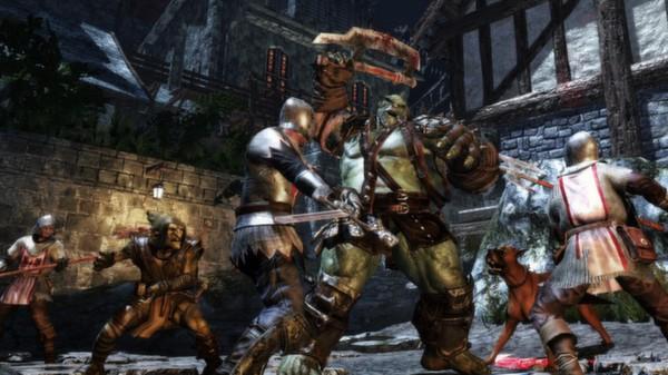 скриншот Of Orcs And Men 2