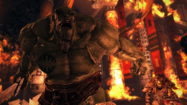 скриншот Of Orcs And Men 3