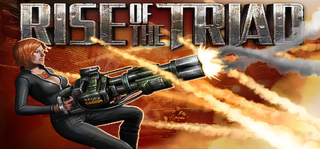 Rise of the Triad Cover Image