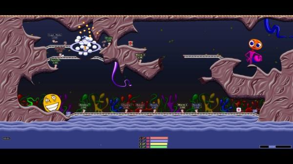 Скриншот №3 к Worms Armageddon