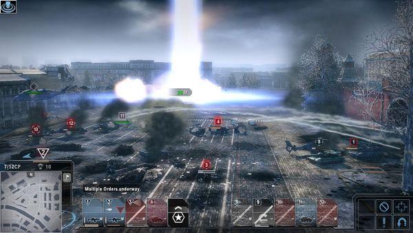 Скриншот №5 к Tom Clancys EndWar™