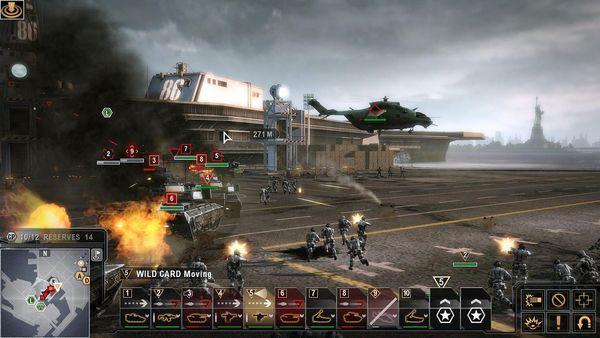 Скриншот №6 к Tom Clancys EndWar™