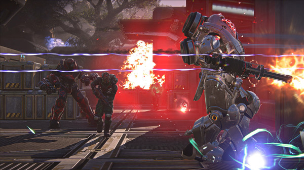 PlanetSide 2 Screenshot